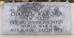 Charles Karcher