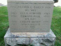 Arthur L Bailey, II