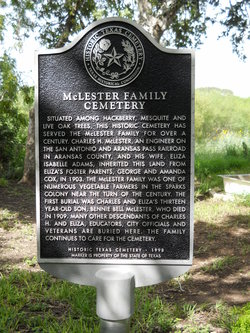 McLester Cemetery