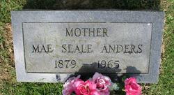 Mae Belle <i>Seale</i> Anders