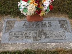 Mildred E. <i>Neiderer</i> Adams