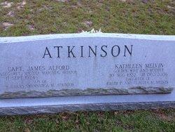 Kathleen <i>Melvin</i> Atkinson