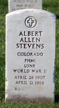 Albert Allen Stevens