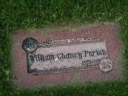William Chancy Parrish