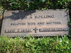 Lois Aleene Bolling