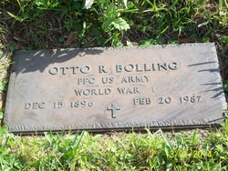 Otto Rudolph Bolling, Jr