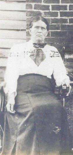 Margaret Matilda <i>Moore</i> Briggs