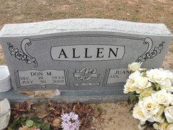 Don Mack Allen