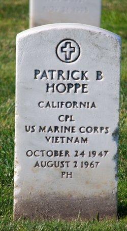 Corp Patrick Bert Hoppe