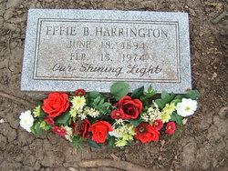 Effie B. Harrington