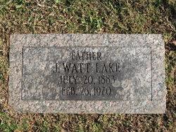 Jehu Watt Lake