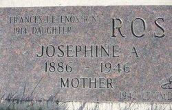 Josephine Anna <i>Urek</i> Roslund