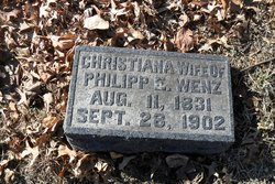 Christina F. Wenz
