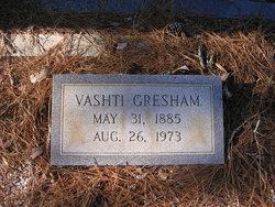 Vashti <i>Tuggle</i> Gresham