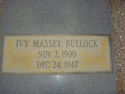 Ivy Massey Bullock