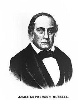 James McPherson Russell