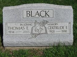 Thomas Edward Black