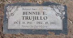 Bennie E Trujillo