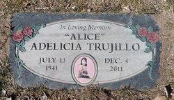 Adelicia Alice Trujillo