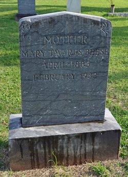 Mary <i>Tavares</i> Beese