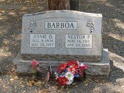 Ramona Annie Andrea <i>Olivas</i> Barboa