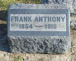 Frank Alonzo Anthony