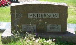 Alvin E Anderson