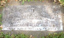Margaret Pearl Marg <i>Prom</i> Hansen