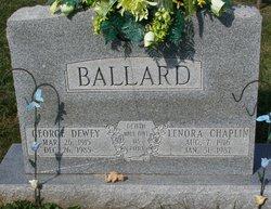 Lenora <i>Chaplin</i> Ballard