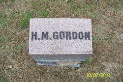 Henrietta M. Gordon