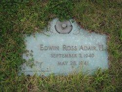 Edwin Ross Adair, Jr