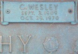 George Wesley Abernathy