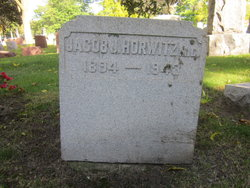 Maj Jacob J. Horwitz