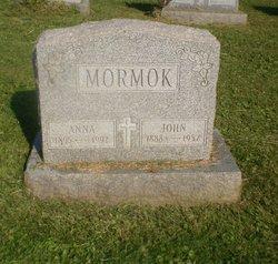 Anna Marie <i>Vargovich</i> Mormack