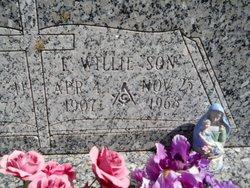 Evans Willie Son Arnette