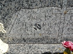Sadie Frances <i>Harrington</i> Arnette