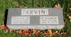 Robert Harmon Arvin