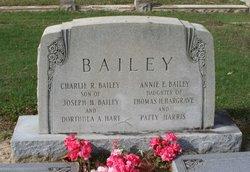 Annie E. <i>Hargrave</i> Bailey