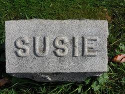 Susie <i>Fegan</i> Byers