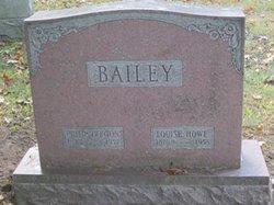 Louise <i>Howe</i> Bailey