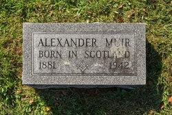 Alexander Muir