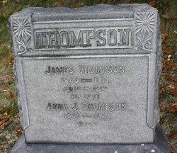 Anna Jane <i>Hunter</i> Thompson