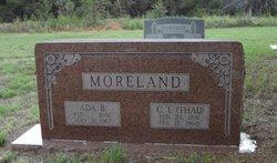 Ada Belle <i>Spangler</i> Moreland