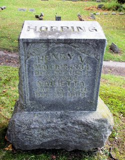 Henry VanAiken Hopping