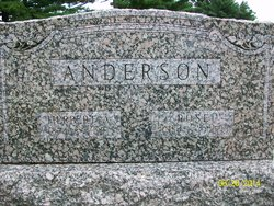 Herbert A Anderson