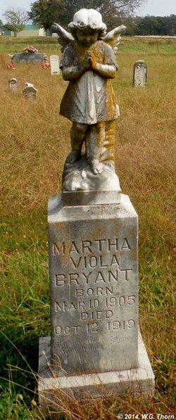 Martha Viola Bryant