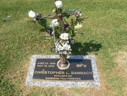 Christopher Sandman Bannach