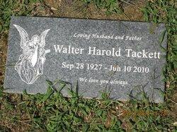 Walter Harold Tackett