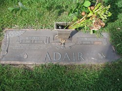 Edwin Ross Adair, Sr