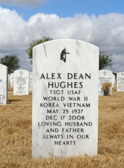 Alex Dean Hughes